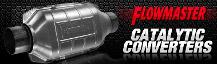 flowmaster catalytic converters logo