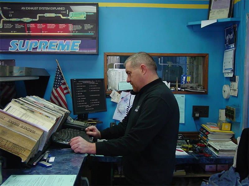 Maryland Muffler Employee in Millersville, MD