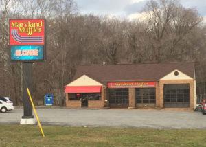 Maryland Muffler Office in Millersville, MD